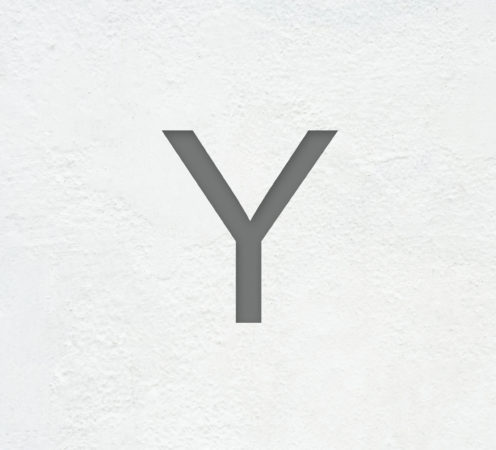 Ypsilon – einfaches Neutrum